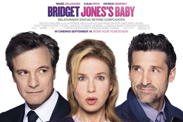 Infinity Bridget Jones's Baby