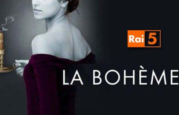 La bohème di Giacomo Puccini su Rai Cultura il 25 gennaio 2018