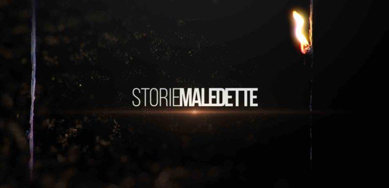 Storie Maledette da domenica 11 marzo su Rai 3 in prima serata