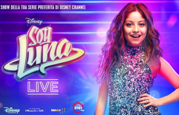 Soy Luna Live opening act di Matteo Markus Bok
