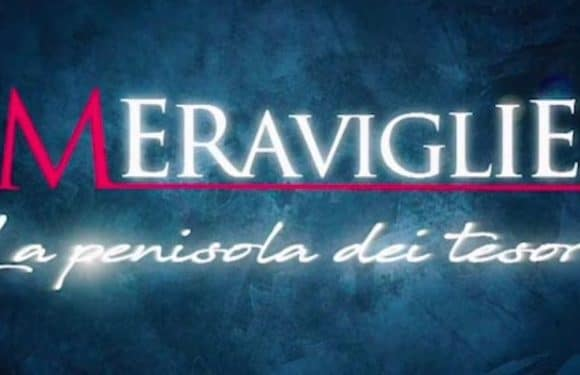 Meraviglie – la penisola dei tesori | dal 12 marzo con Alberto Angela su Rai 1