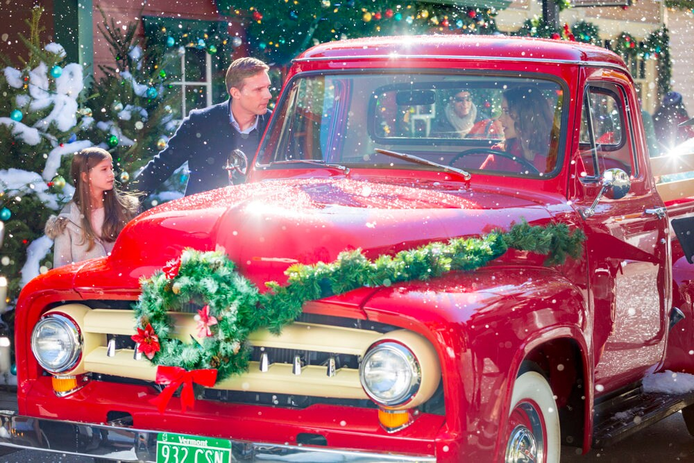 Natale a Evergreen attori