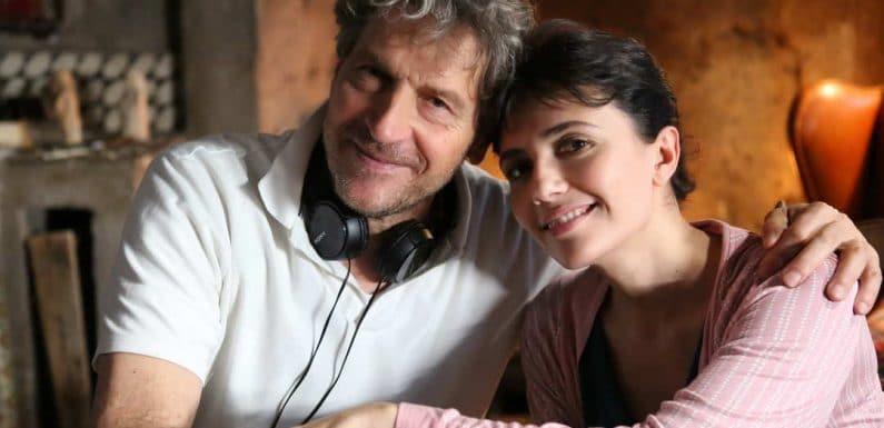 La Sposa al via le riprese della nuova fiction di Rai 1 con Serena Rossi e Giorgio Marchesi